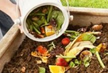 Gardening compost and compostbeds