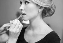 Wedding up dos / Chic and gorgeous up dos, inspiration for brides.
