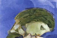 Marc Chagall / by H e l g a M a r k h u s