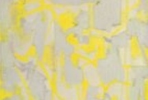 ColourMeYellow / Abstract art / by H e l g a M a r k h u s