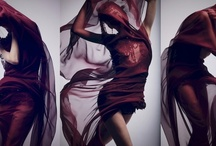 Fashion Art / Eclectic Fashion Images Sensual and Dramatic