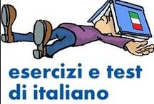 Esercizi d'italiano / Esercizi di grammatica italiana