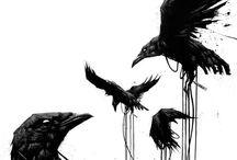 ArtMeBirds / Crows&Raven