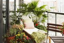 Balcony decorating inspiration