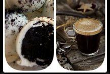 Chocolate&coffee mmmm..