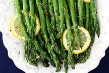 Asparagus / It looks like big thick stalks of grass, but it is oh so much tastier. Mount Carmel has prepared a list of healthy, delicious asparagus recipes, informative articles about the health benefits of asparagus, and hints and tips for cooking with and using asparagus.