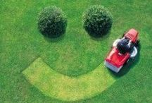 Lawn and Garden / With warmer weather finally upon us, spending time outside and getting exercise while doing yard work is a great way to maintain physical wellness.