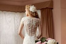 Our Gorgeous Wedding Dresses / Beautiful wedding dresses and gowns from Dress in Love Weddings in Hertford