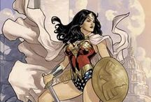 Comics - DC / by Kelin Lee