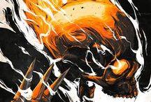 "07. Villains/Heroes / ARTPACK THEME ""VILLAINS/HEROES"""
