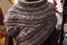 Modèles de fil en aiguille / Tricot et couture