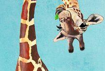 Favorite Things #giraffes