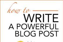 Business Blog / If you have a business, big or small, you should have a blog.