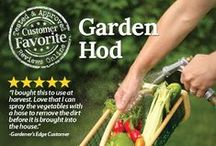 Garden Product Reviews / Here is a sneak peek at some of our products, and what customers like about them!
