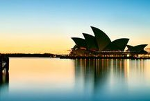 Australia / Discover all #Australia has as to offer. Find out where to go, which cities hold which treasures and what to do while there. Also join in by sending pictures and reviews of places you have visited in Australia