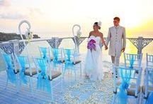 BALI WEDDING / EARTH COLORSバリウェデイングのボード