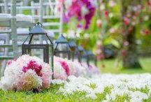 GARDEN WEDDING IMAGES