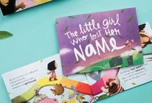 Impossibly personalised products / To inspire children every day