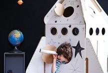 Space activities / Everything you need for galactic galavanting and star gazing fun.