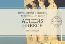 TRAVEL I ATHENS, GREECE / Things to do, eat and see in Greece's capital and the home of the ancient Acropolis