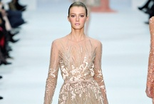 Fashion - Elie Saab Couture - Spring 2012