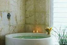 Inspirational Bathrooms / Gorgeous bathrooms