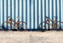 bambusfahrrad. | bamboo bike.