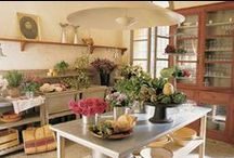 Quirky Country Kitchen / Lovely kitchens that are a it different!