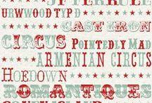 fonts letters typo etc
