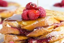 Yummy Breakfast Recipes / A great start to your day.