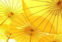 Lemony hues