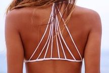 Barely There Summer. / Bikinis