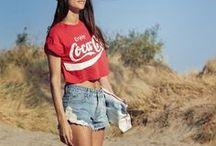 Summer Lovin'. / Summer Fashion.