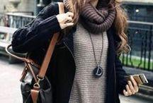 Winter Wonderful. / Winter Fashion.