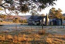 Return Flight: Farmhouse / Country Australia 1950/60's. Farm etc..