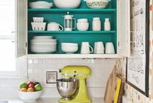 Kitchens that Inspire / Some of our favorite kitchen spaces.