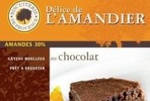 French Gluten-Free Food / French food can also equal Gluten-free food! We love the range of cakes from L'Amandier, coming directly from Provence! Buy online at simplygourmand.com, your one-stop French grocery store feeds you on all things French in America. We ship promptly to everywhere in the USA. #french #frenchfood #France #glutenfree