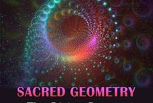 SACRED GEOMETRY / Sacred geometry is all around us, in nature, in art and architecture, in music. Divine proportion and patterns.  / by Shannon Blatchford