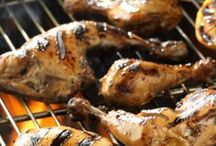 Summer Grilling / Celebrate the arrival of summer with these delicious grills and barbecues