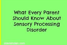 Sensory Processing Disorder = Sense
