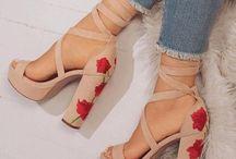 FASHION • Footwears