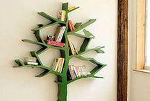 Where to put all my books