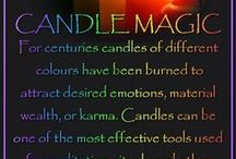 Book of Shadows - Candle Magic / by Shannon Blatchford