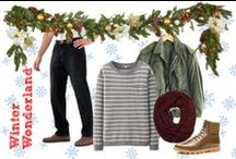 Jean-ius Holiday Looks / We are all for keeping it comfy and cute this holiday season! Check out some frugal tips for keeping your wardrobe fresh as well as some of our favorite outfit inspirations. / by Signature by Levi Strauss & Co.™