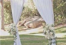 Bryllupsinspirasjon / Ideer til vår store dag :)