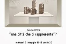 Giulia Berra: talks / Talks by Giulia Berra