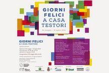 Giulia Berra at Giorni Felici, Casa Testori, Novate Milanese, 2014