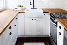 Countertops and Sinks / Why Did The Marble Counter Top Leave The Kitchen? He was tired of being taken for granite.