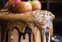 Pinterest Desserts / A balanced diet is having a cupcake in each hand...