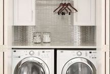 Laundry Room / Laundry...A Never Ending Story...Why Not Love The Room Where You Soak, Wash, Dry, Fold, and Iron?